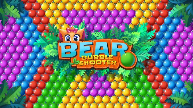 Bubble Shooter : Bear Pop! - Bubble pop games screenshot 21