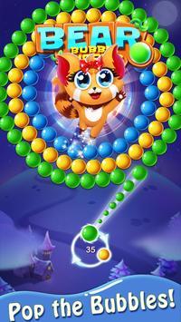 Bubble Shooter : Bear Pop! - Bubble pop games screenshot 2