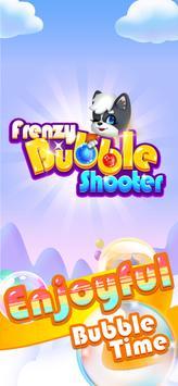 Frenzy Bubble Shooter पोस्टर