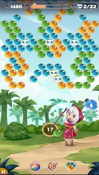 Bubble Shooter: Witch Story screenshot 21
