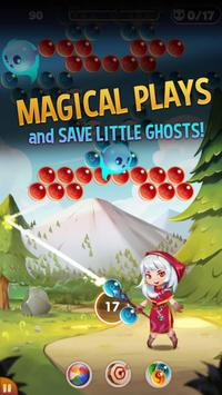 Bubble Shooter: Witch Story screenshot 11