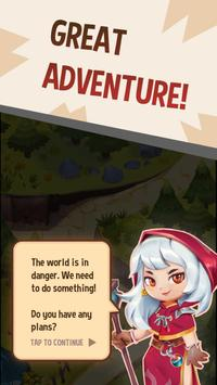 Bubble Shooter: Witch Story screenshot 1