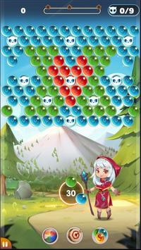 Bubble Shooter: Witch Story screenshot 12