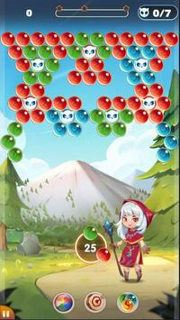 Bubble Shooter: Witch Story screenshot 15