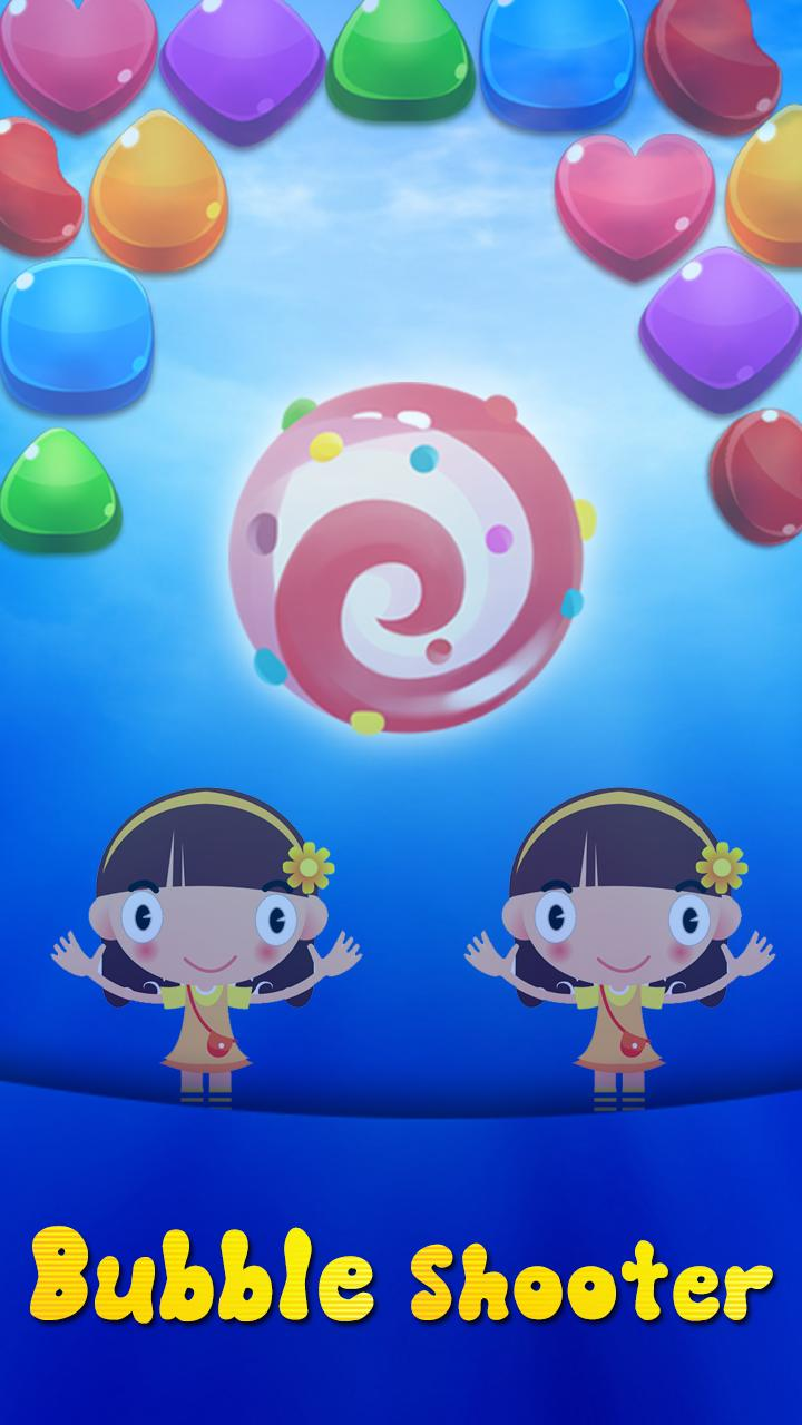 candy bubbles