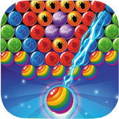 Bubble Shooter Adventures Free icon