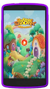 Bubble Shooter Adventures Free poster