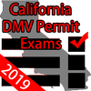 California DMV Driving Permit Test 2019 Zeichen