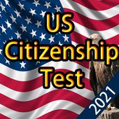 US Citizenship Test 2021 아이콘