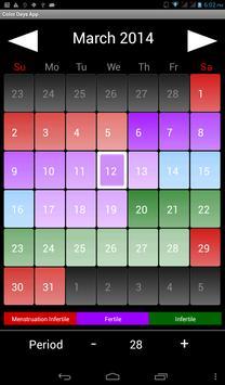 Color Days Widget screenshot 3