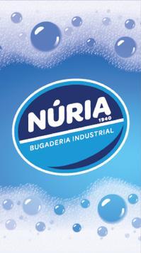 Bugaderia Núria poster