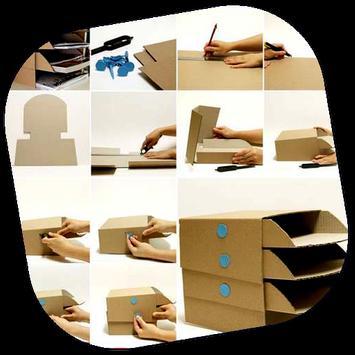 DIY Cardboard Toys poster