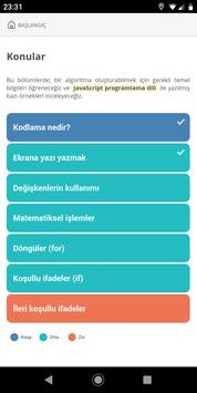 Kodlama скриншот 2