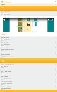 Kodlama Çözüm Videoları (code.org için) screenshot 4