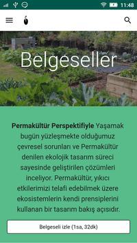 Organik tarım (Permakültür) 포스터