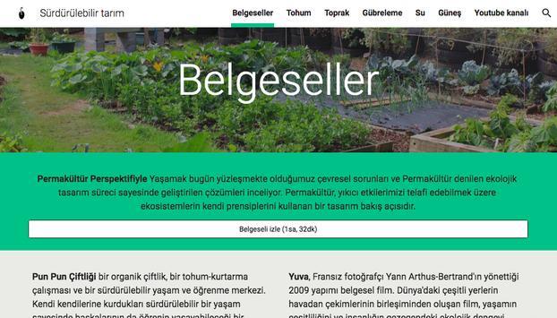Organik tarım (Permakültür) 스크린샷 7