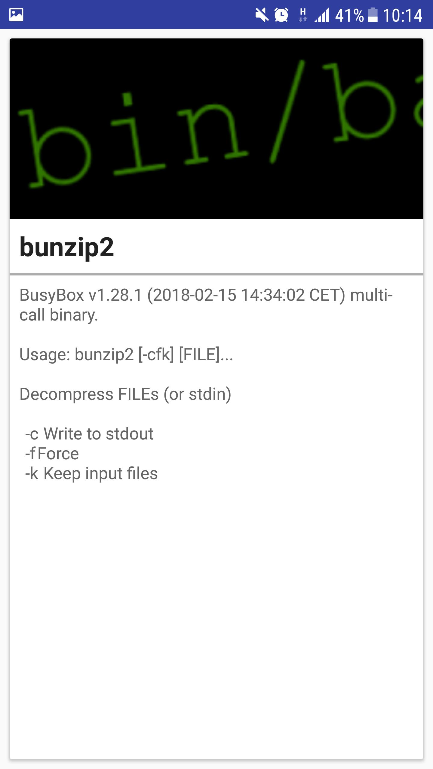 Droidbug BusyBox Advance FREE for Android - APK Download