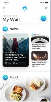 Dupdup: Make Social Connections, Be Someone's Hero screenshot 1