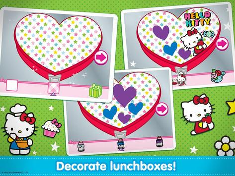 Hello Kitty Lunchbox screenshot 2