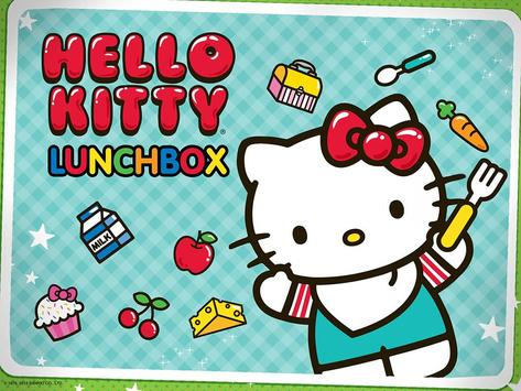 Hello Kitty Lunchbox screenshot 4