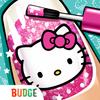 ikon Salon Kuku Hello Kitty