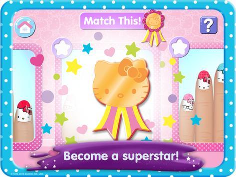 Salon Kuku Hello Kitty screenshot 9
