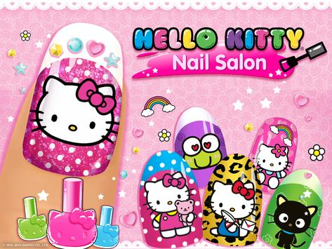 Salon Kuku Hello Kitty screenshot 10