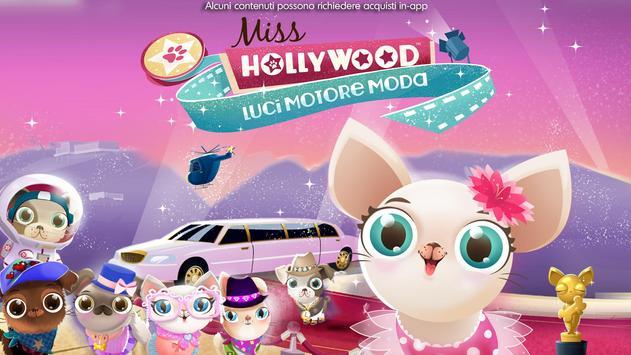 4 Schermata Miss Hollywood - Luci, Motore, Moda!