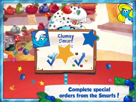The Smurfs Bakery screenshot 14