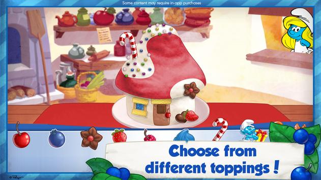 The Smurfs Bakery screenshot 2