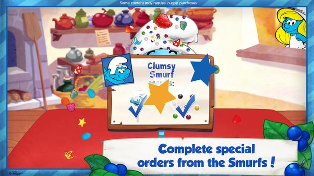 The Smurfs Bakery screenshot 3