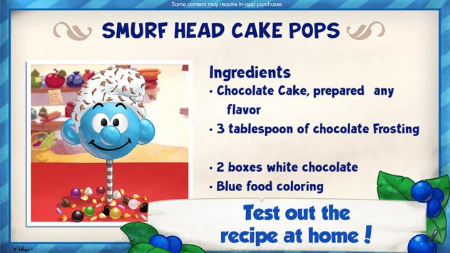 The Smurfs Bakery screenshot 4