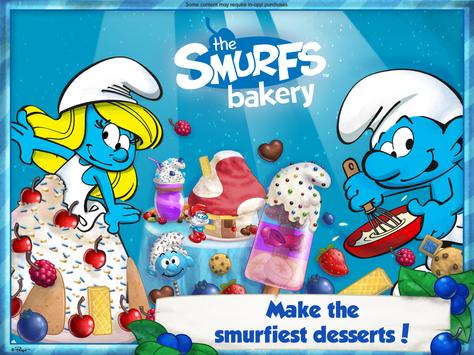 The Smurfs Bakery screenshot 5