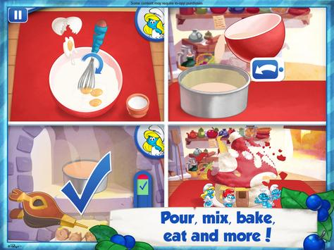 The Smurfs Bakery screenshot 6