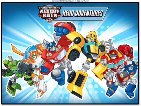 Transformers Rescue Bots: Hero Adventures screenshot 19