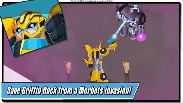 Transformers Rescue Bots: Hero Adventures screenshot 1