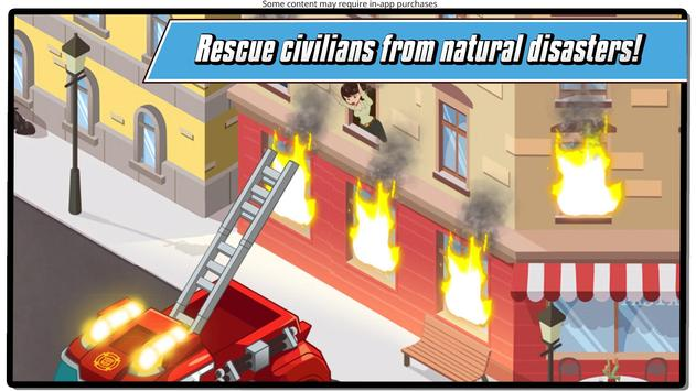 Transformers Rescue Bots: Hero Adventures screenshot 2