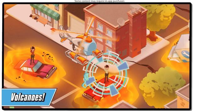 Transformers Rescue Bots: Hero Adventures screenshot 3