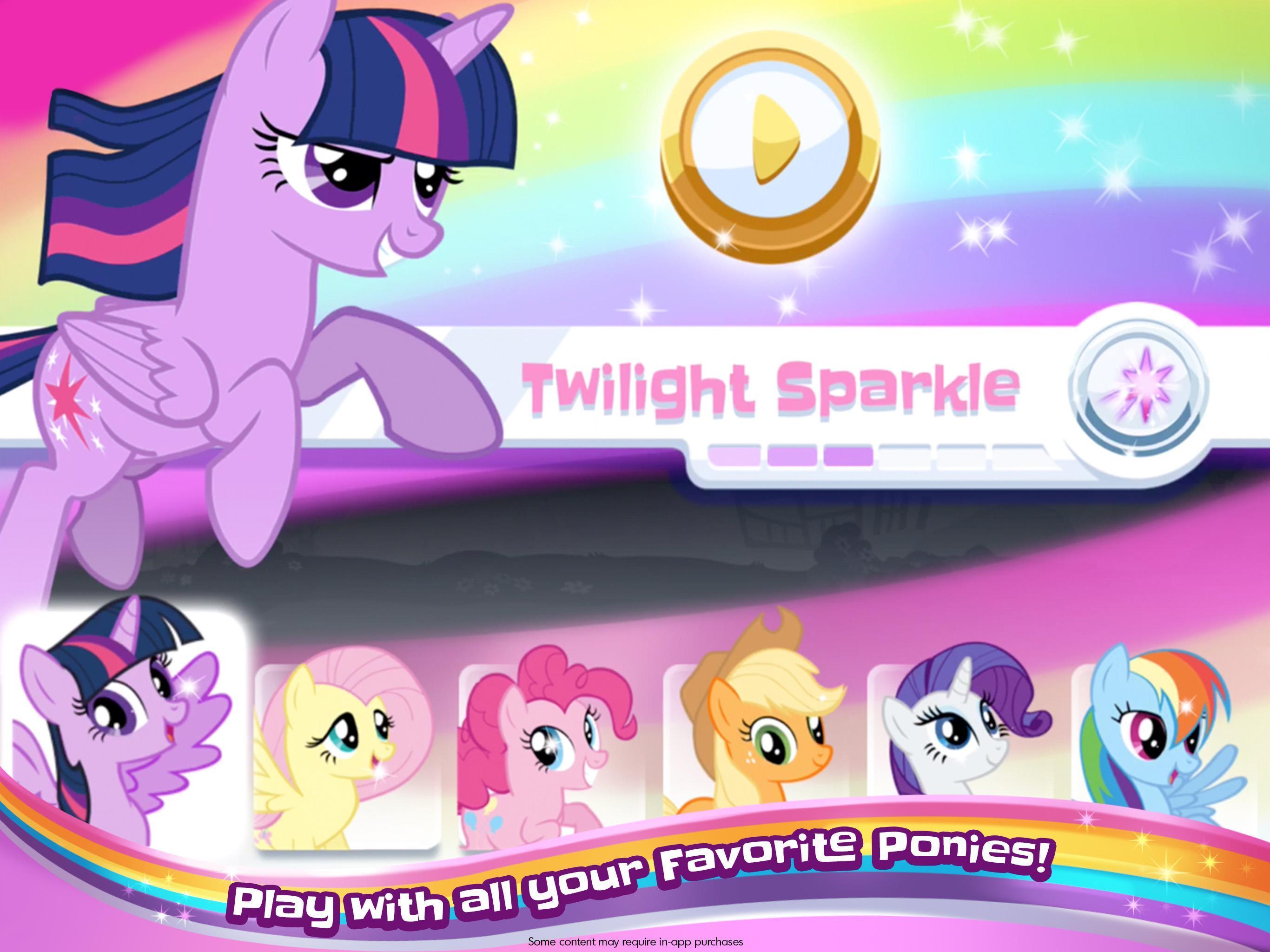 My Little Pony Pelari Pelangi For Android Apk Download