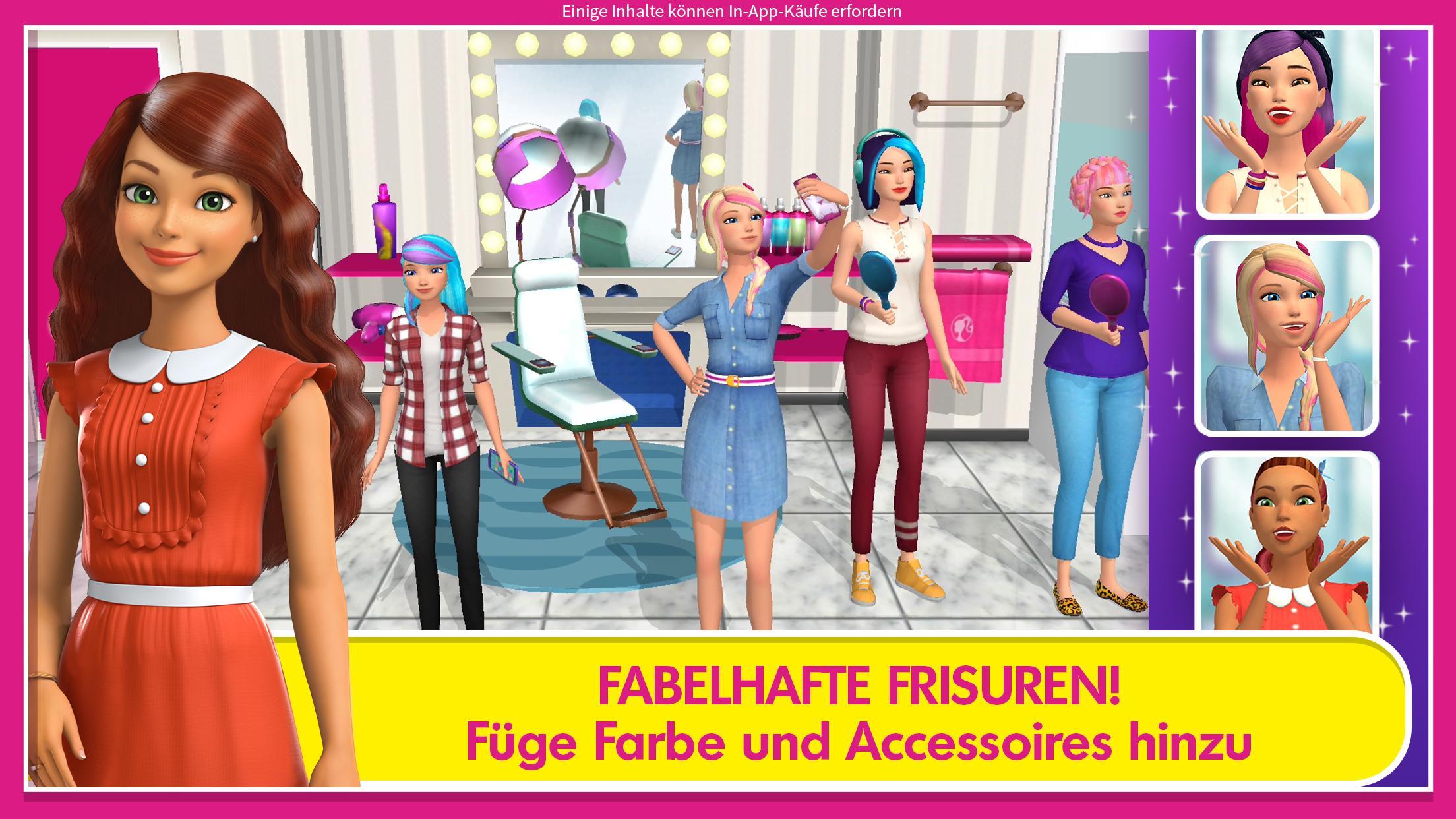 Barbie Dreamhouse Spiele