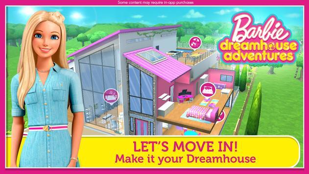 Barbie Dreamhouse Adventures ポスター