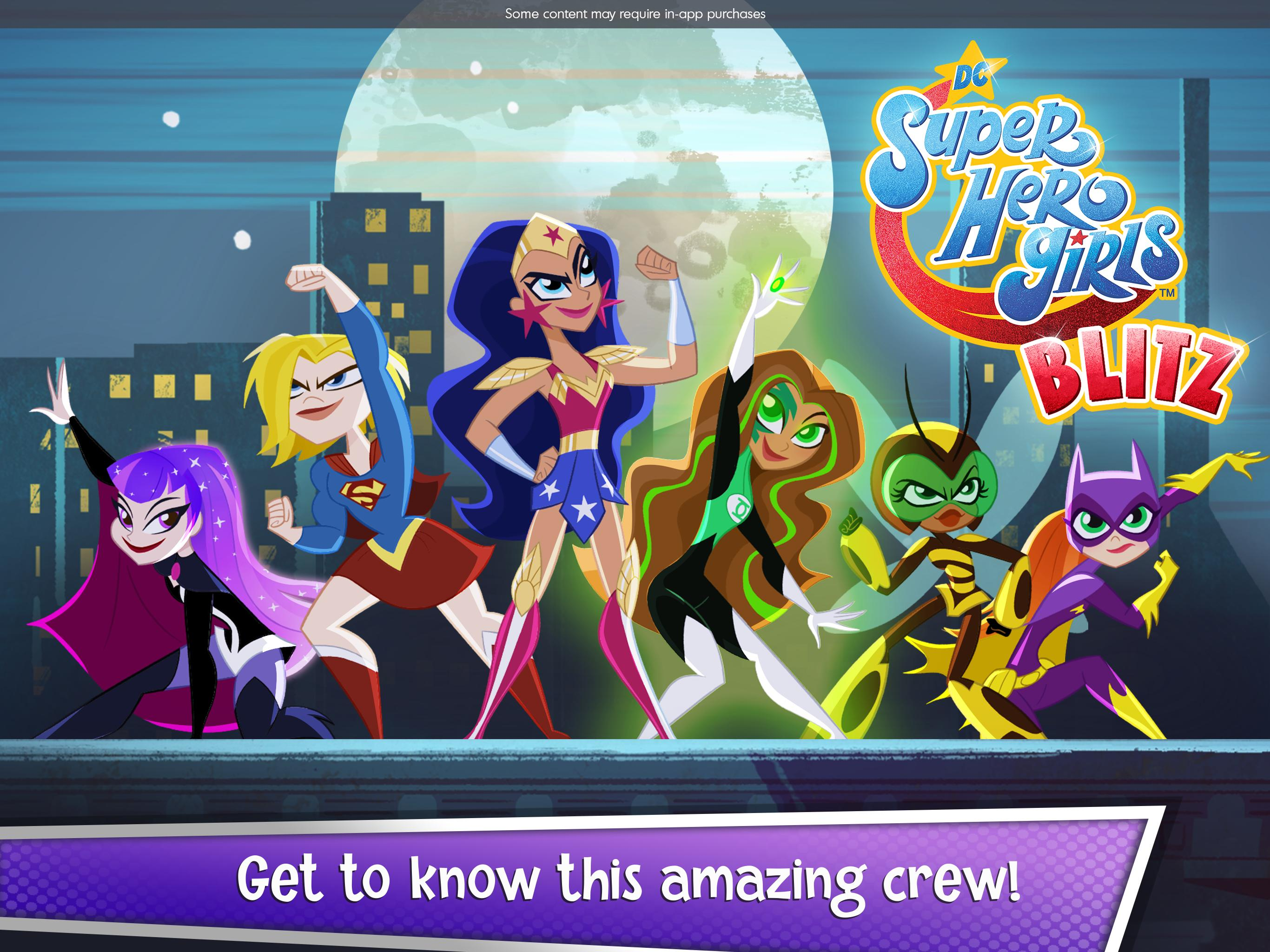 DC Super Hero Girls Blitz for Android - APK Download