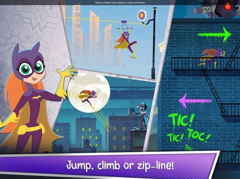 DC Super Hero Girls Blitz screenshot 17