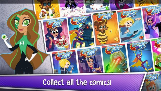 DC Super Hero Girls Blitz screenshot 3