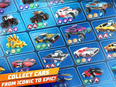 Hot Wheels स्क्रीनशॉट 12