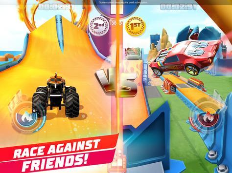 Hot Wheels स्क्रीनशॉट 13