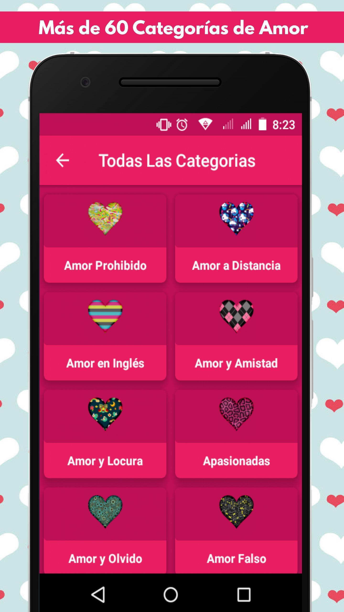 Frases De Amor En Redes Sociales For Android Apk Download