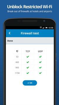 Buffered VPN screenshot 5