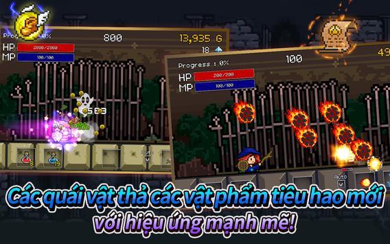 Buff Knight Advanced - Retro RPG Runner ảnh chụp màn hình 12