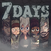 7Days : Decide your story .Choice game icon